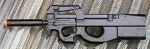 Electric Mashine Gun P90