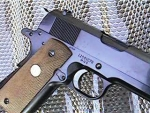 Pistole .45 Government Modellwaffe