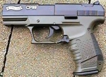 Walther CP99 Military 4,5 mm CO2-Pistole