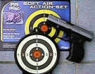 Walther P99 Action-Set 5,5 mm Feder-Softairpistole