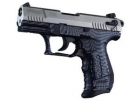 Walther P22 Carbon vernickelt Gaspistole