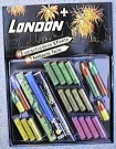 Signalmunitions-Set London 50teilig