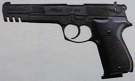 Walther CP 88 Competition brüniert 4,5 mm CO2-Pistole